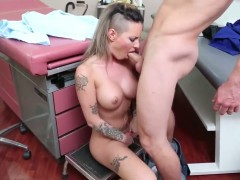 Michael Vegas bangs Christy Mack with phat booty and shaved snatch as hard as possible in sex action